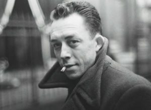 Albert Camus, philosophe et dramaturge français