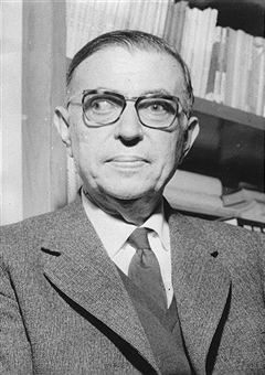 Biographie de Jean-Paul Sartre