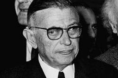 La vie de Jean-Paul Sartre