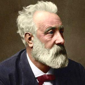 Où vivait Jules Verne ?