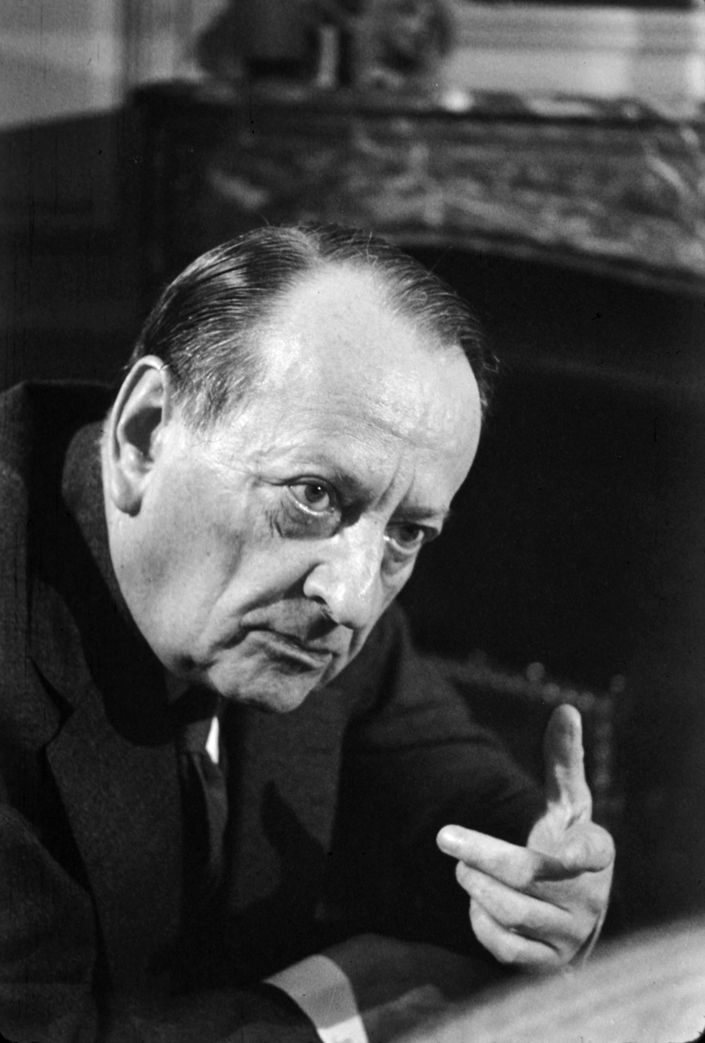 La vie d Andre Malraux