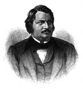 Ou vivait Honore de Balzac