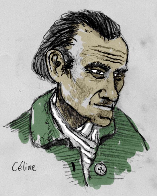 Louis-Ferdinand Celine