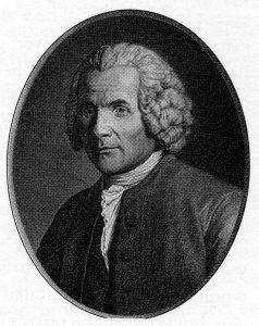 Ou vivait Jean-Jacques Rousseau