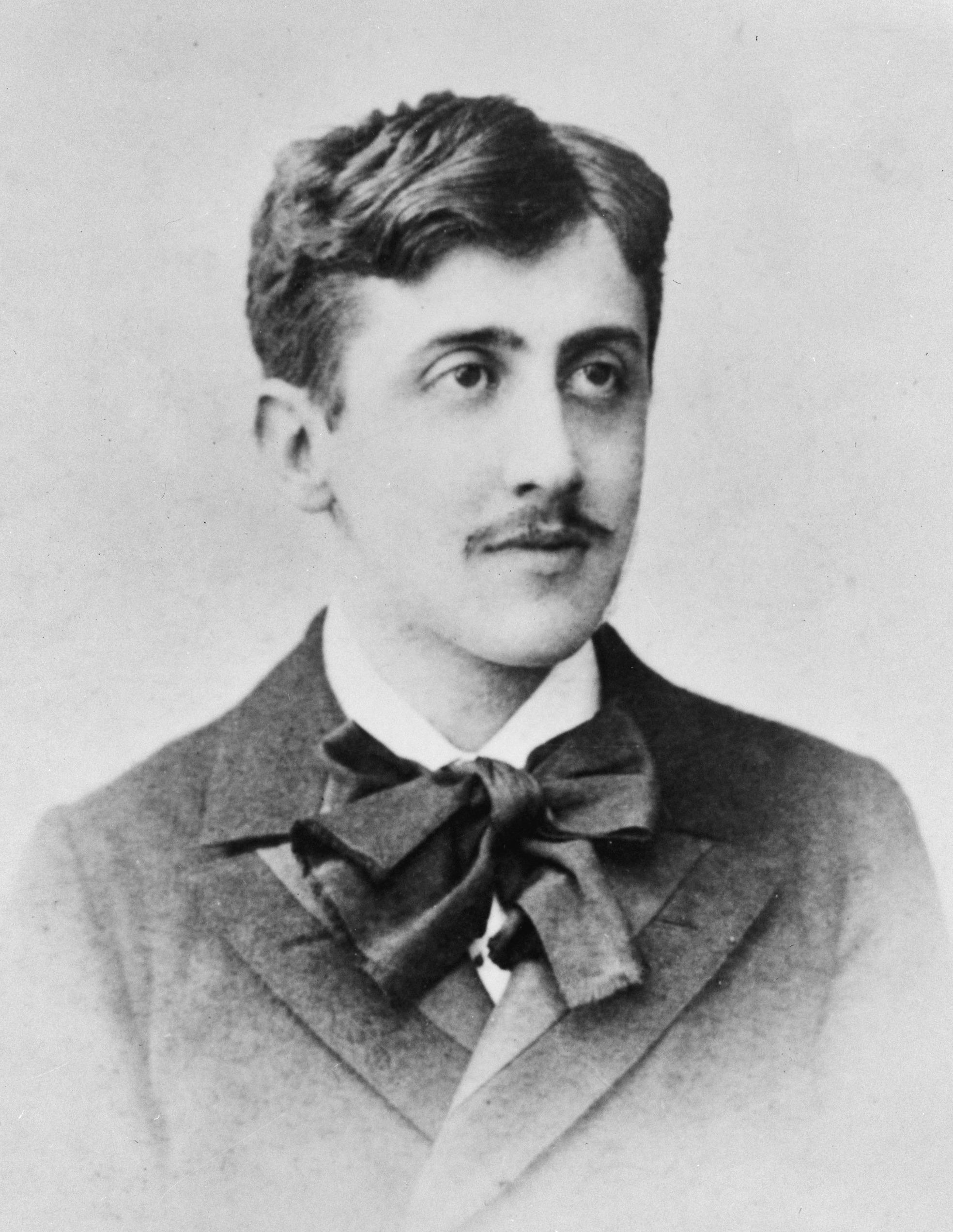 Où vivait Marcel Proust
