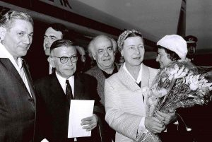Où vivait Simone de Beauvoir ?