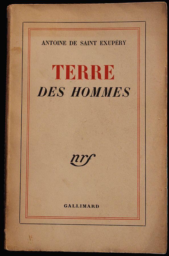 œuvres antoine de Saint Exupéry