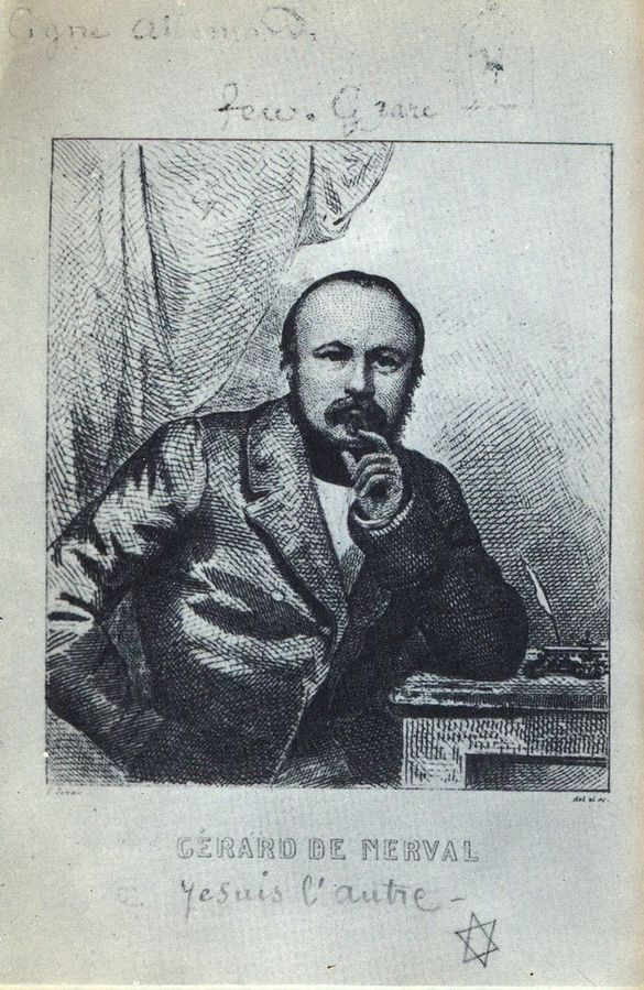 histoire et biographie de Nerval